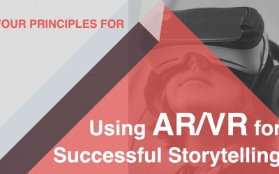 Advancing AR/VR Marketing with the Principles of Storytelling and Gaming